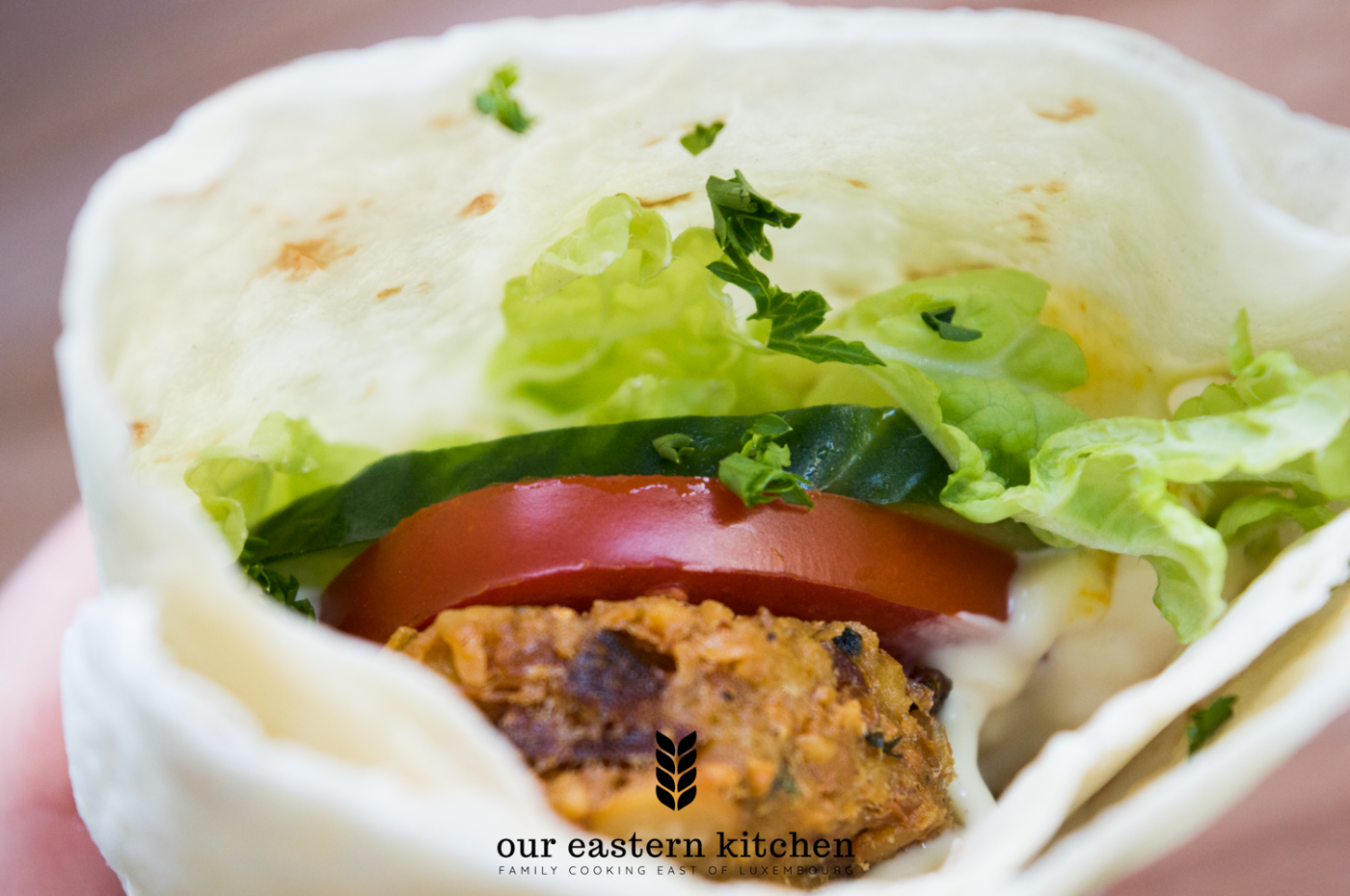 Our Eastern Kitchen - Our Favourite Falafel Recipe - Food Photography