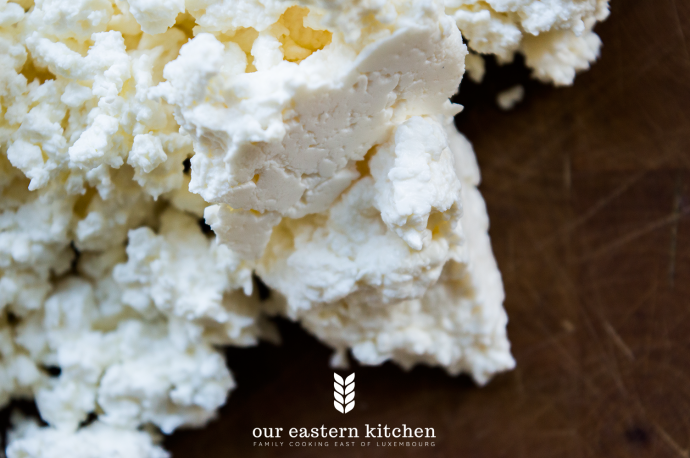 Our Eastern Kitchen - Polish Cottage Cheese - Recipe - Food Photography