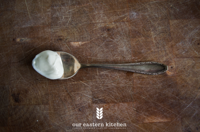 Our Eastern Kitchen - Polish Sour Cream - Recipe - Food Photography